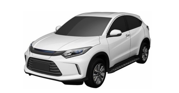 Honda HR-V Based Everus EV to Launch in China by Year End 1