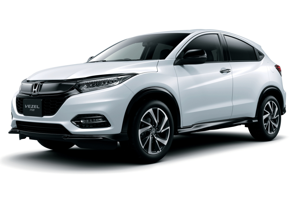 Honda to Launch Vezel Sport by Year End 8