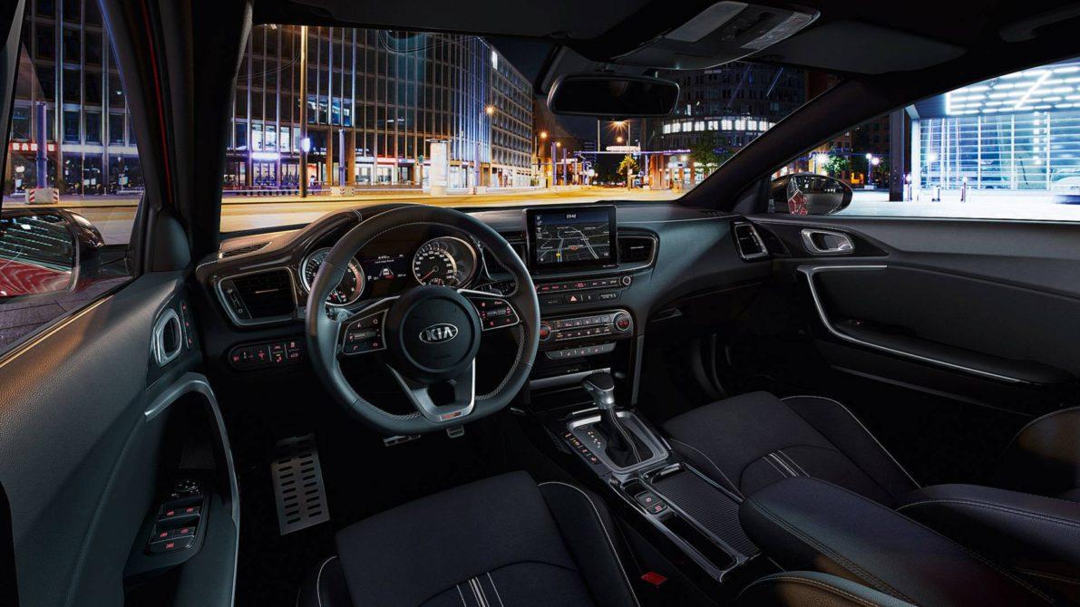 Kia Reveals the 2019 ProCeed 18
