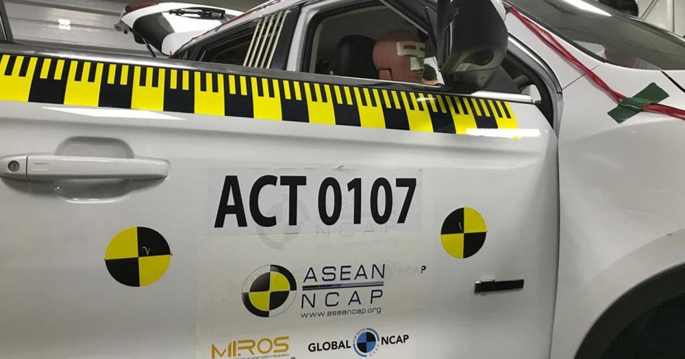 ASEAN NCAP Set to Crash Test the Proton X70 SUV 6