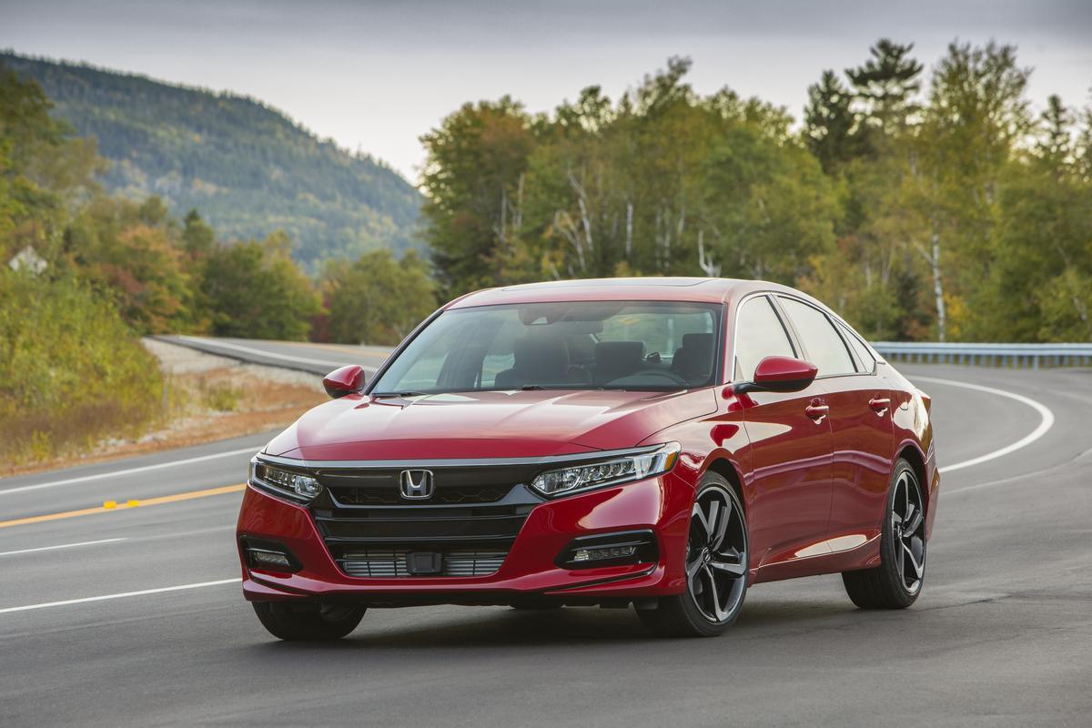 Honda Accord Struggling in USA & Canada Amid Rising SUV Demand 5