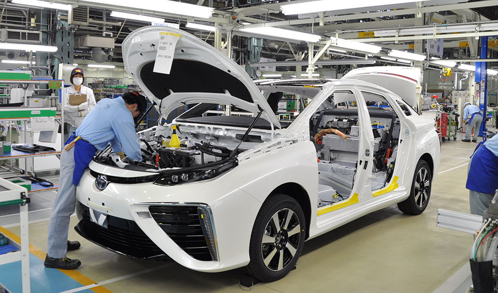 Toyota Halts Production in Japan After Deadly Earthquake 7