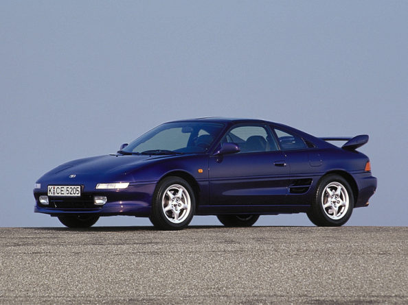 After Supra Toyota Wants to Bring the Celica or MR2 Back to Life 19