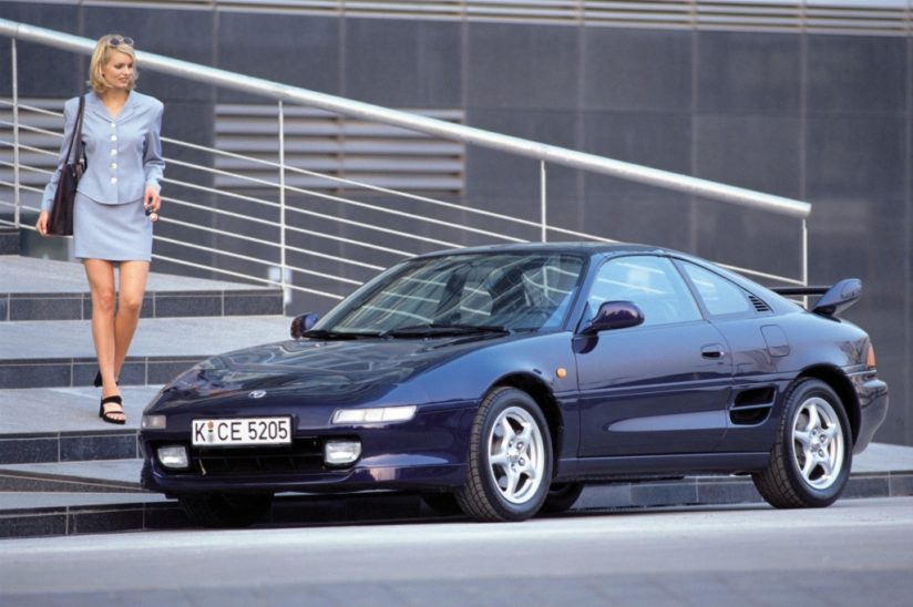After Supra Toyota Wants to Bring the Celica or MR2 Back to Life 13