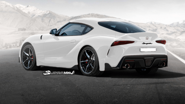 This is how the 2019 Toyota Supra Might Look Like 4