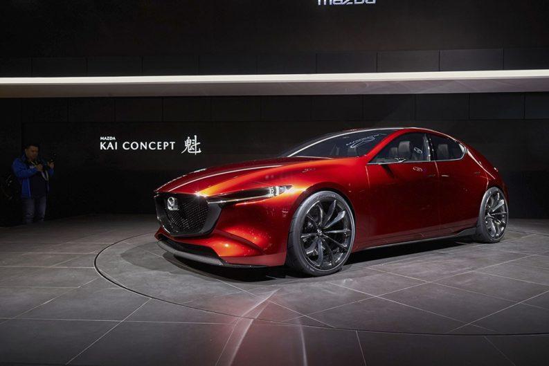 Mazda Teases Next Generation 3 1