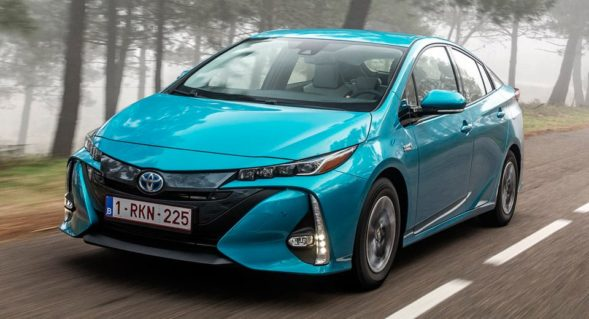 Toyota Sets Up Electric Car Division 1