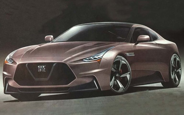 Future Nissan GT-R and 370Z Could Be Electrified 2