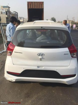 All-New Hyundai Santro: This is What It Looks Like 2