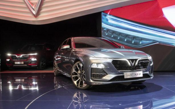 VinFast Unveils Vietnam's First Cars at Paris Motor Show 6