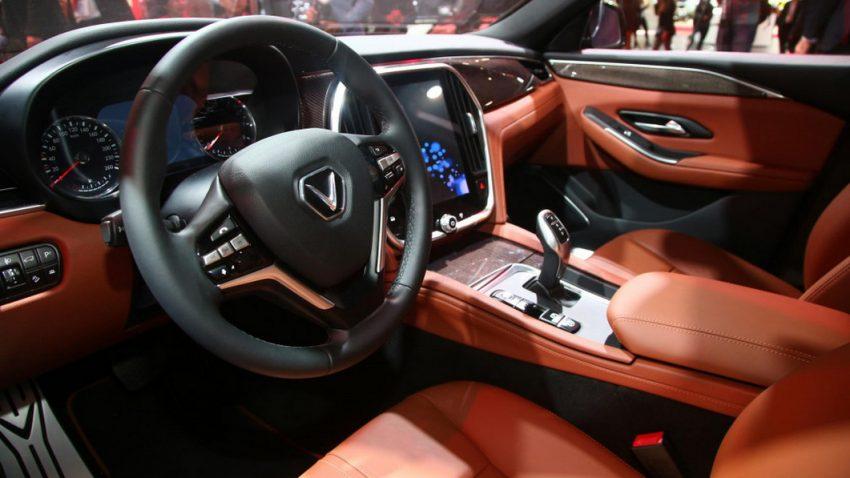 VinFast Unveils Vietnam's First Cars at Paris Motor Show 19