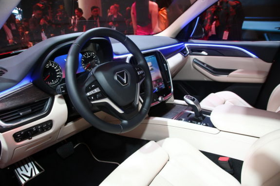 VinFast Unveils Vietnam's First Cars at Paris Motor Show 13