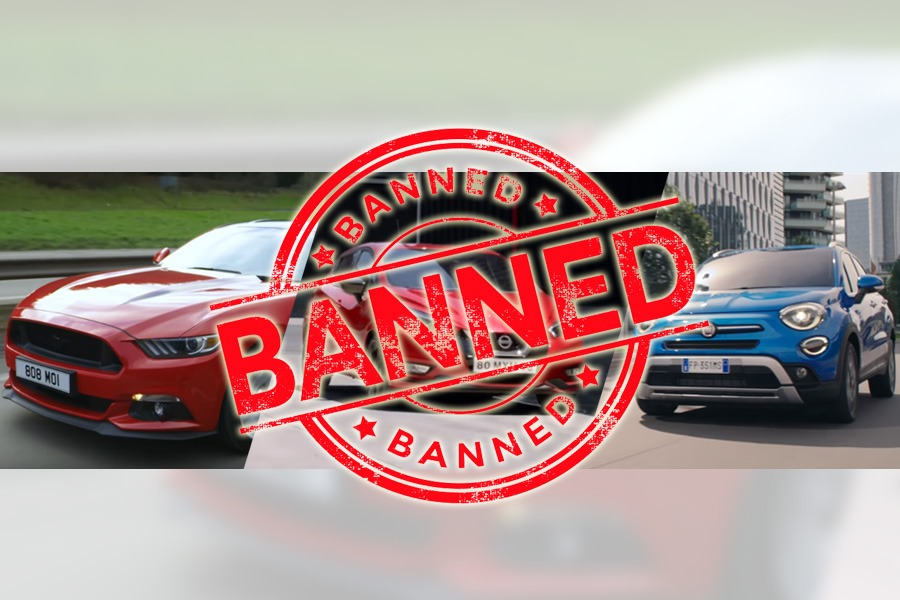 Ford, Fiat-Chrysler and Nissan Ads Banned by UK Watchdog 2