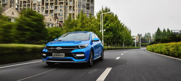 Chery Launches the Arrizo GX in China 32