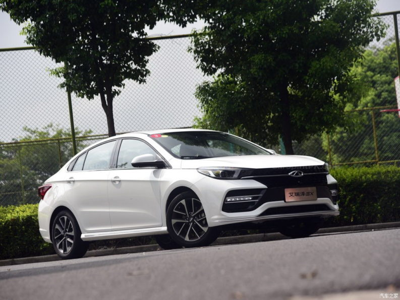Chery Launches the Arrizo GX in China 13
