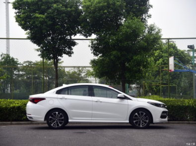 Chery Launches the Arrizo GX in China 16