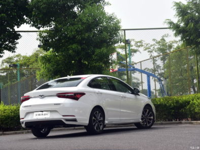 Chery Launches the Arrizo GX in China 17