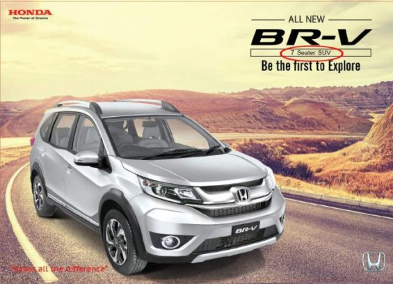 A Customer's Ordeal With Honda BR-V 8