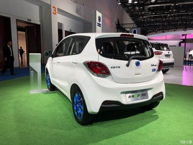 Changan Launches the New Benni EV360 in China 2