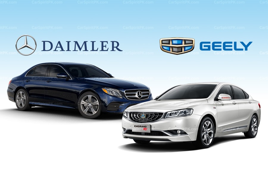 Daimler and Geely to Form Premium Ride-Hailing Joint Venture in China 4