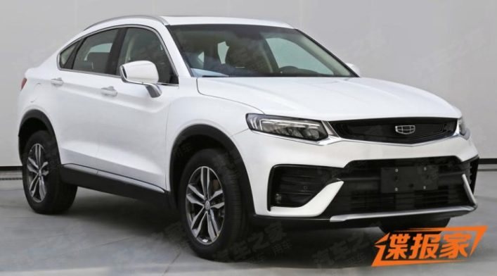 Geely to Launch FY11 Coupe SUV 1