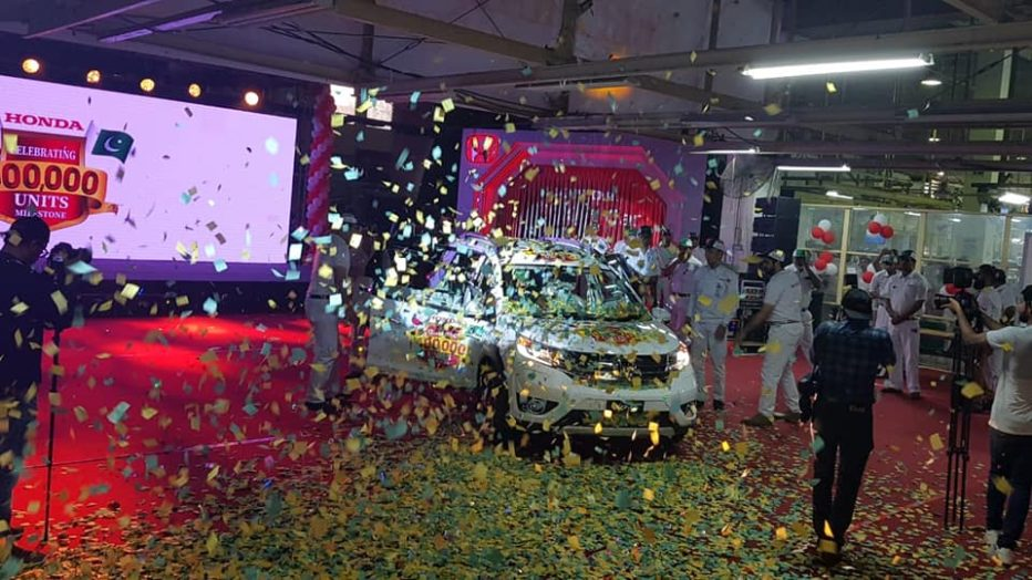 Honda Atlas Cars Celebrates 400,000-unit Production Milestone 2