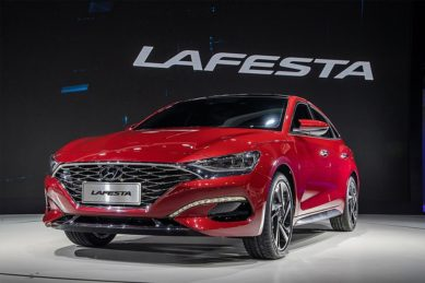Hyundai Lafesta- A Korean Sedan For China With An Italian Name 2