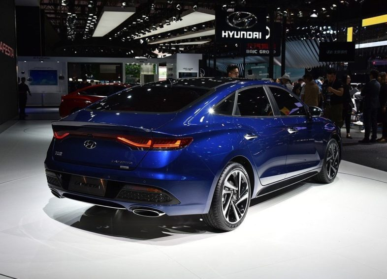Hyundai Lafesta- A Korean Sedan For China With An Italian Name 9