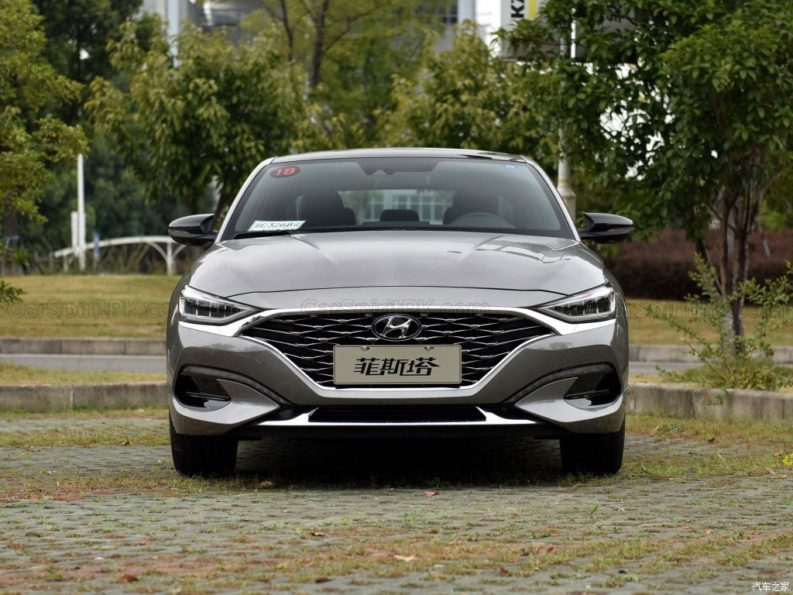 Hyundai Lafesta- A Korean Sedan For China With An Italian Name 10