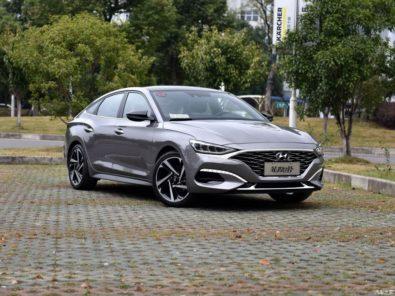 Hyundai Lafesta- A Korean Sedan For China With An Italian Name 19