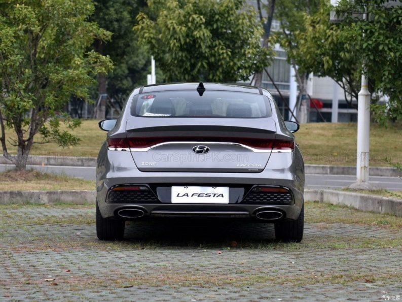 Hyundai Lafesta- A Korean Sedan For China With An Italian Name 16