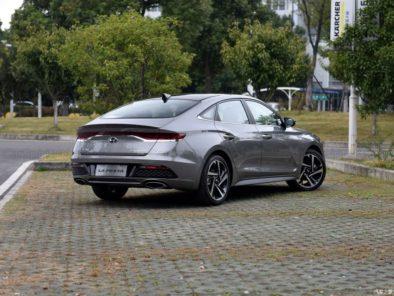 Hyundai Lafesta- A Korean Sedan For China With An Italian Name 22