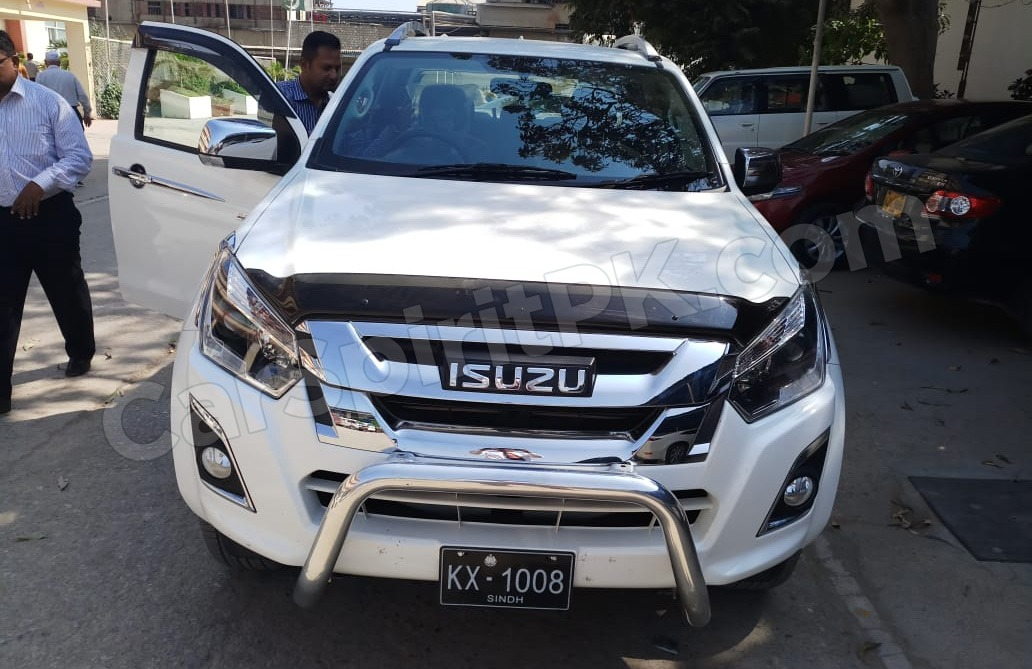 Ghandhara Launching Isuzu D-Max This Week 9