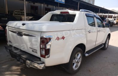 Isuzu D-Max Bookings Open- Prices Revealed 6