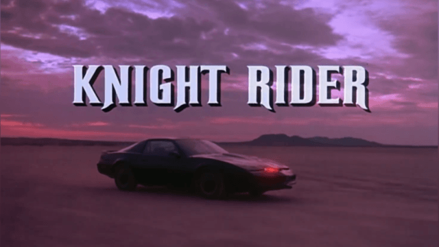 Remembering The Knight Rider from 1980s 9