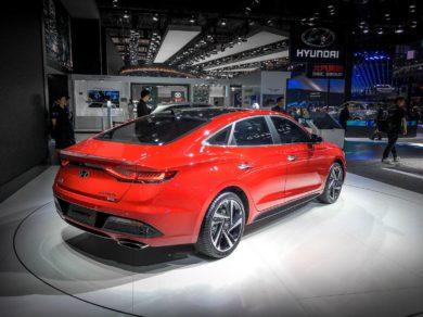 Hyundai Lafesta- A Korean Sedan For China With An Italian Name 6