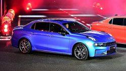 Lynk & Co 03 Sedan Launched 2