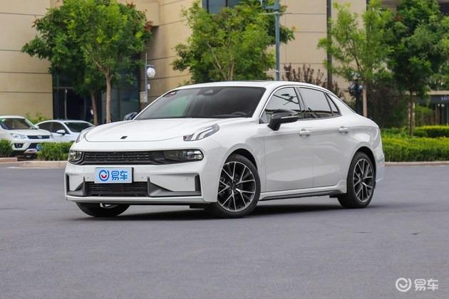Lynk & Co 03 Sedan Launched 6