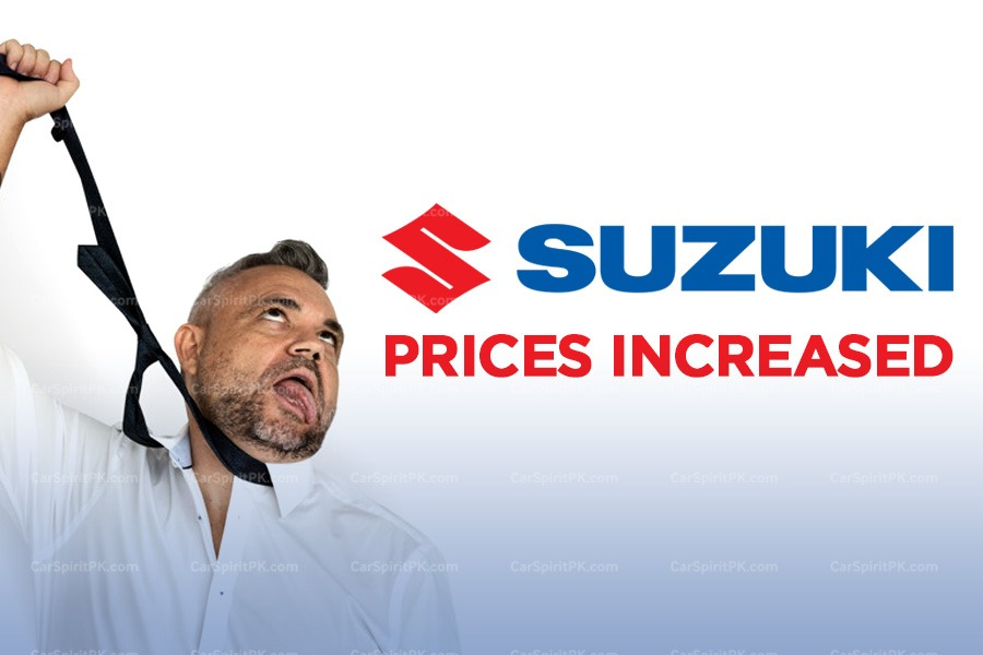 Pak Suzuki Prices Revised for the 2nd Time in 2019 1