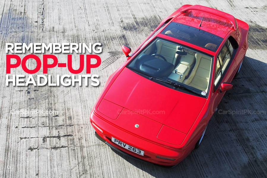 Remembering the Fascinating Pop-up Headlights 6