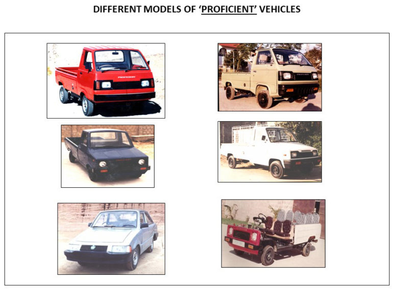 Remembering the Proficient- Pakistan's First Locally Produced Automobile 6