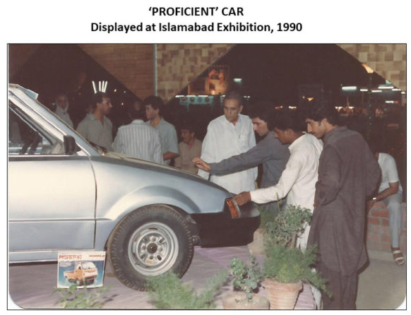 Remembering the Proficient- Pakistan's First Locally Produced Automobile 13