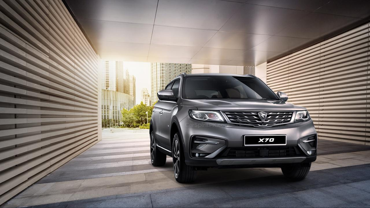 Proton X70 Garners Over 10,000 Bookings Ahead of Launch 5