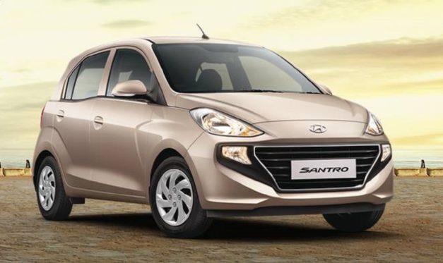 Hyundai Santro Breaches 50,000 Sales Mark in India 1