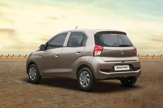 Hyundai Santro Breaches 50,000 Sales Mark in India 2