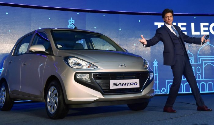 All New Hyundai Santro Launched in India 1