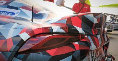 2019 Toyota Supra Spied at Nürburgring 11