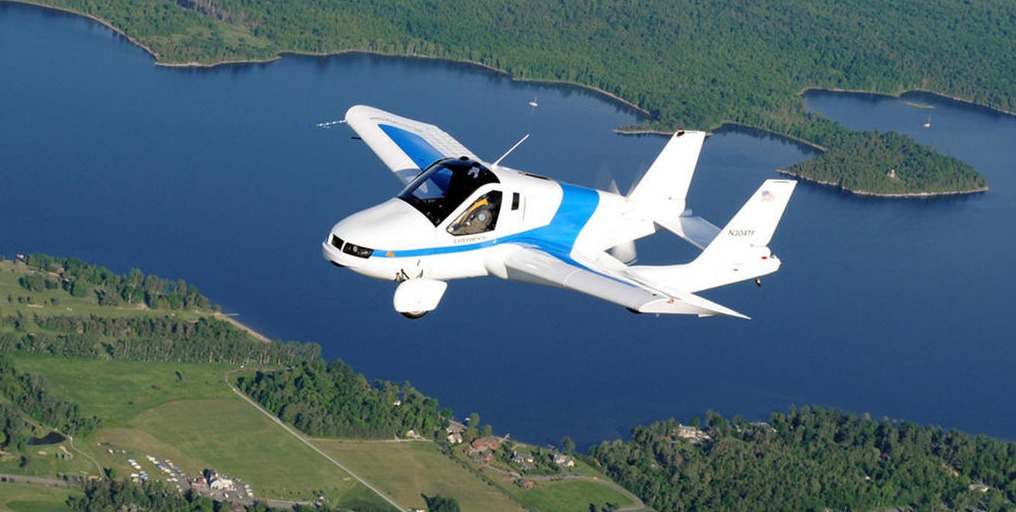 Geely Owned Flying Car Developer Terrafugia Starts Taking Orders 10