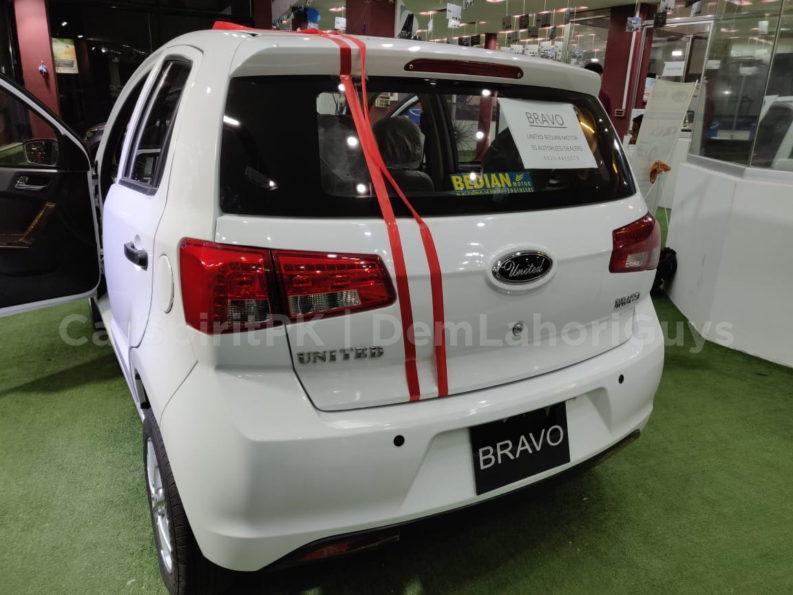 United Bravo- First Impression 41