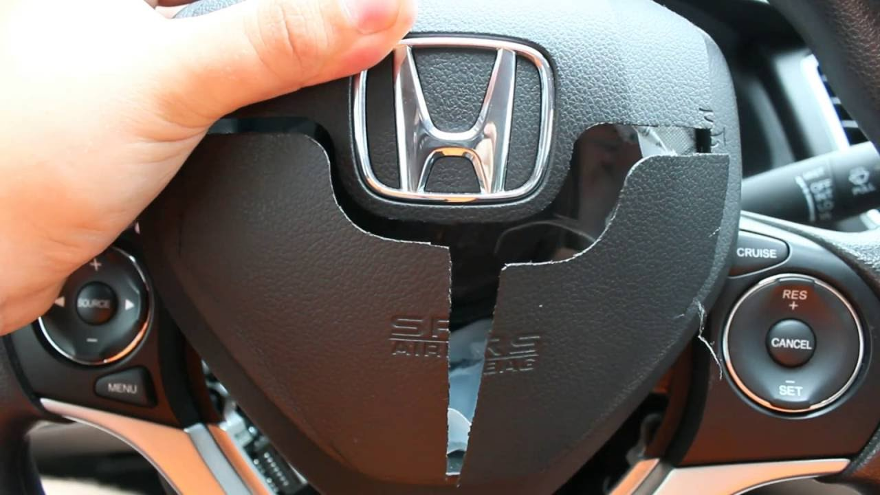 Airbag Theft in Honda Vehicles on the Rise in USA 3